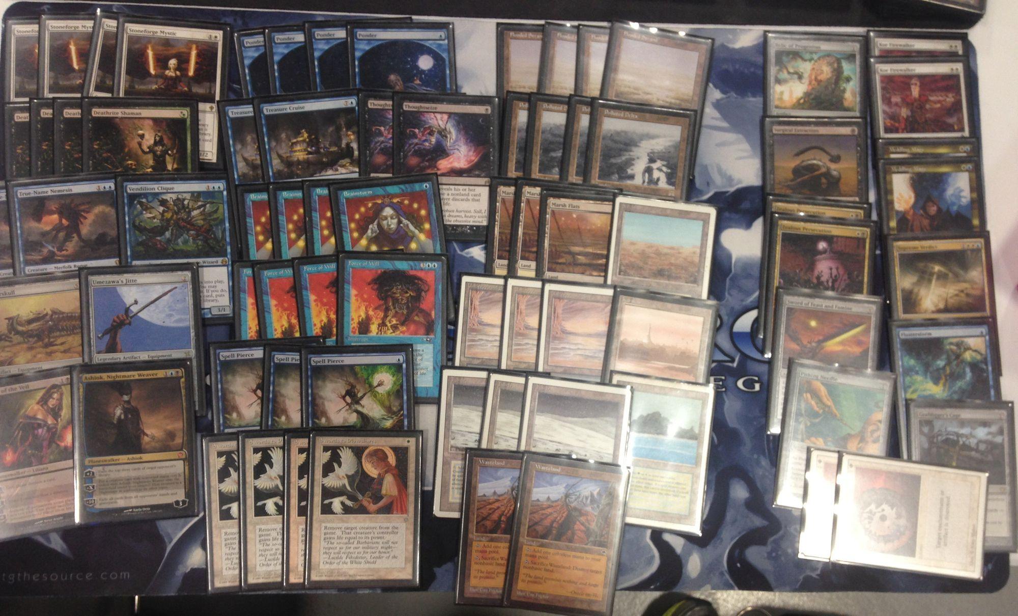 Grand Prix New Jersey tournament report: 3-3 with Deathblade